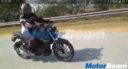 Yamaha-FZ-FI-3.0-On-Test-spied