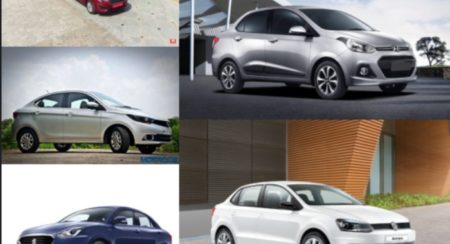 Top 5 Compact Sedans Under INR 6 Lakh: Prices, Specs, Features, Pros & Cons