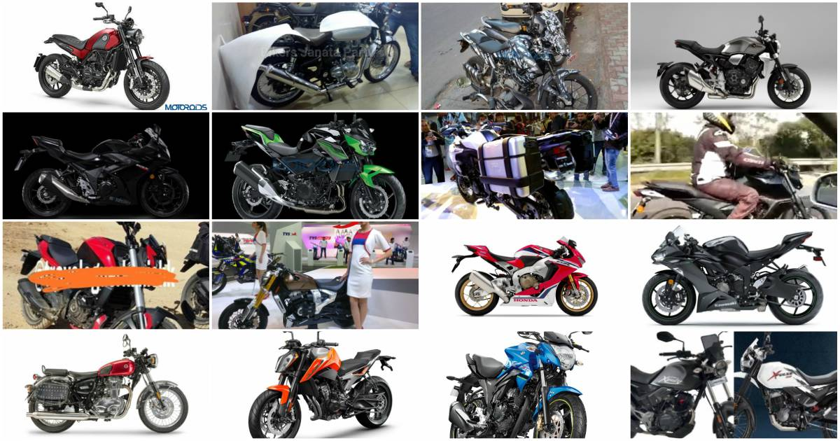 Upcoming bikes in India 2019 with prices and launch dates - Motoroids