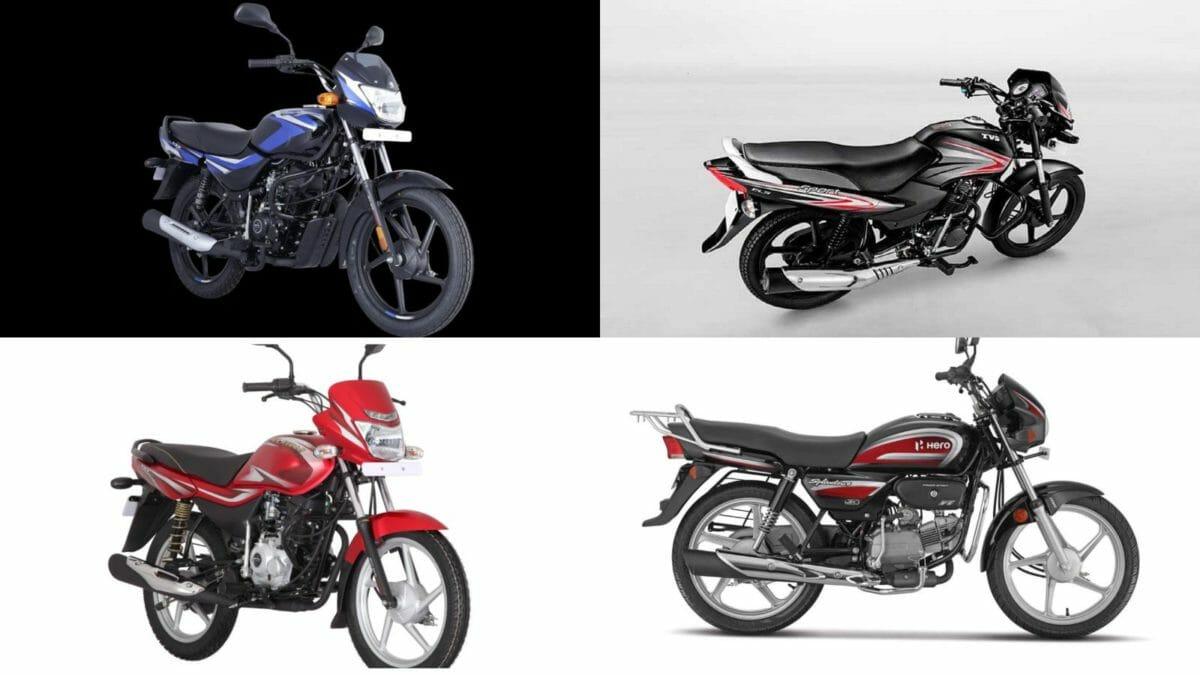 100cc bikes
