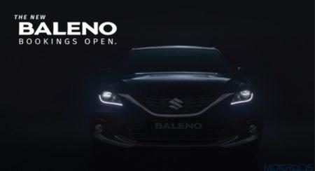2019 Maruti Suzuki Baleno Fascia