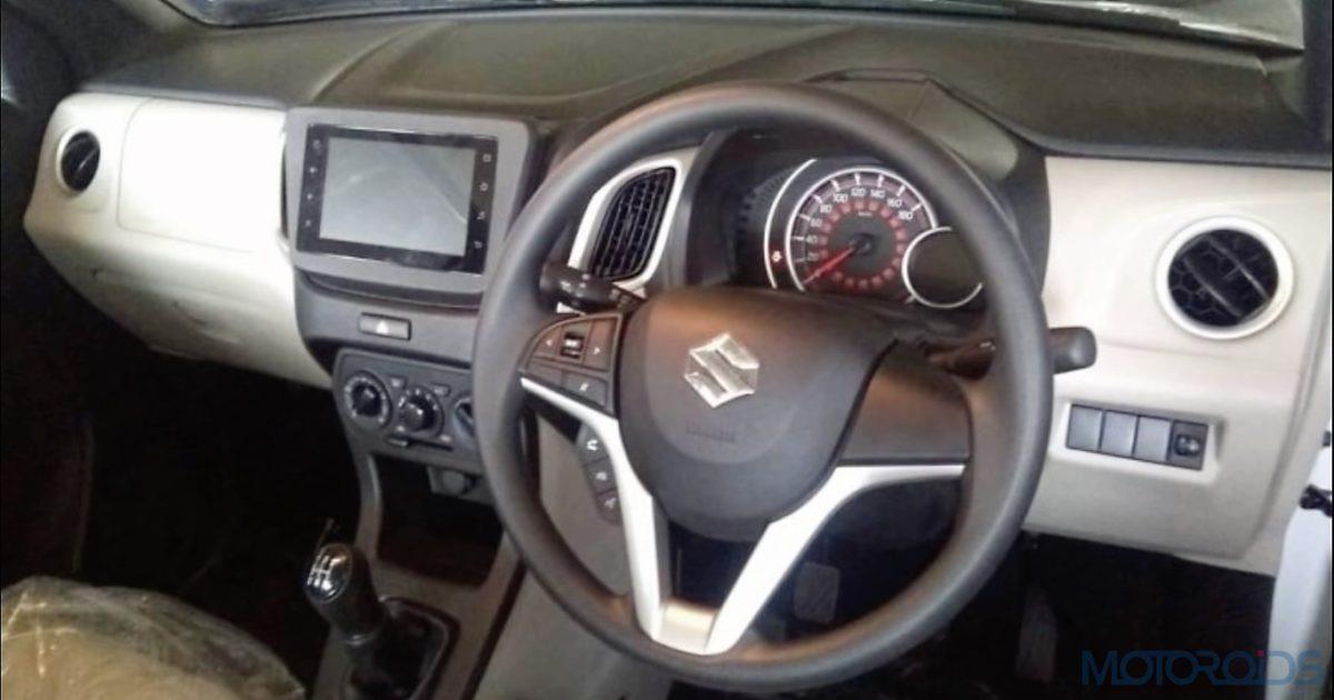 2019 Maruti Suzuki Wagon R interiors