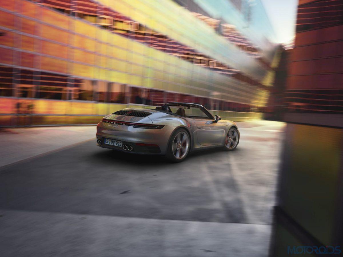 2019 Porsche 911 Cabriolet (2)