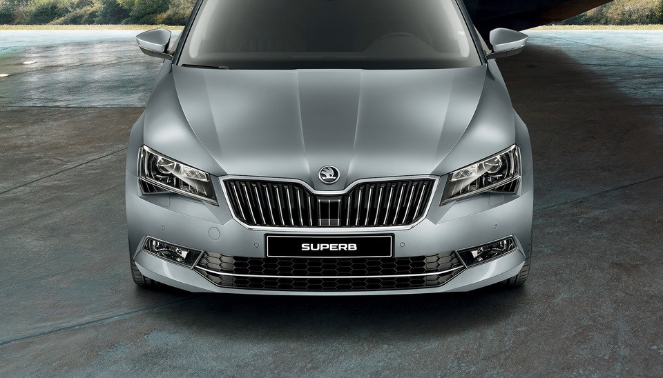 skoda superb m70 design