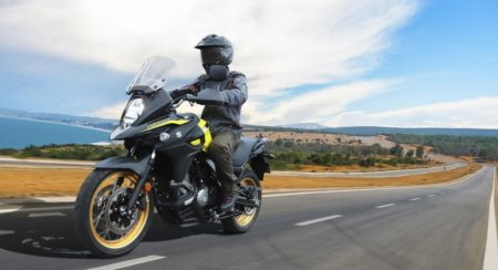 2019 Suzuki V Strom 650 XT ABS India (5)
