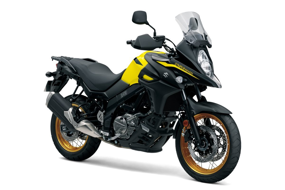 2019 Suzuki V Strom 650 XT ABS India (8)