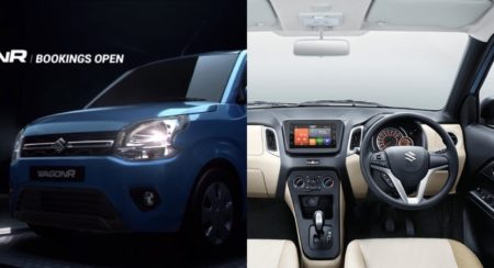 Say Hello to the New 'Big' Maruti Suzuki WagonR; Bookings Now Open At INR 11,000