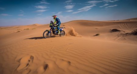 Sherco TVS Factory Rally Team Kick Starts Its 5th Dakar Campaign; Is Hungry For A Top 10 Finish