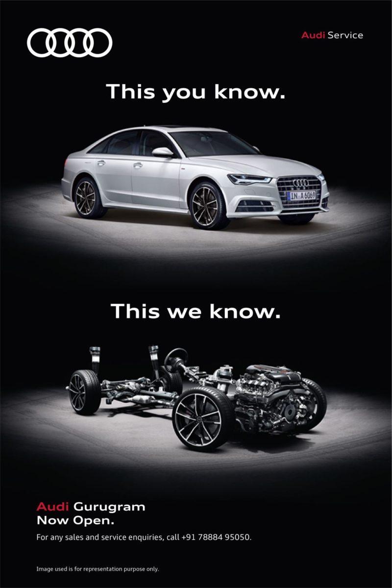 Audi India opens doors to luxury in Gurugram