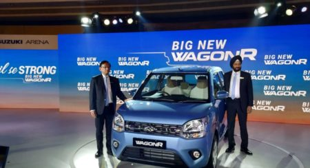 All new Big Maruti Suzuki WagonR launched, Prices Start at INR 4.19 Lakh