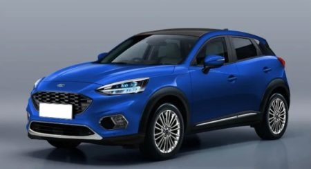 The Next Generation Ford Ecosport – Will It Look like This?