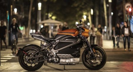 Harley-Davidson Puts A Price Tag On The Livewire