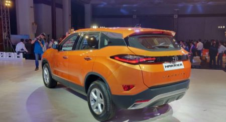 The All-New Tata Harrier Launched, Prices Start at INR 12.69 Lakh