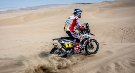 Team Hero Motosport Wrings It Hard For Stage 2 Of The 2019 Dakar Rally