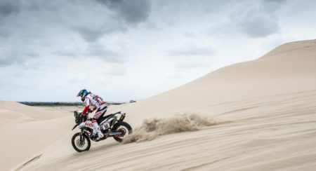 Hero Motosport Clears Stage 1 Of The 2019 Dakar Rally In A Strong Position