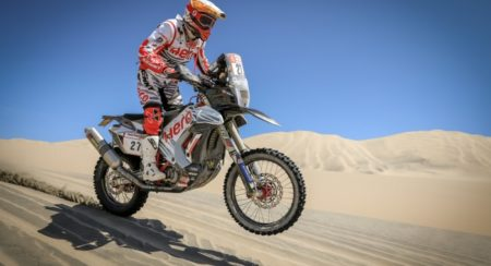 Dakar 2019, Stage 7: Team Hero Motosport Crosses The Finish Line In Strong Positions