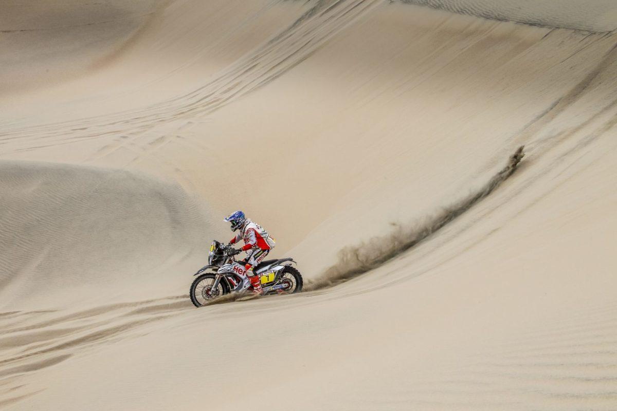 Hero MotoSports Team Rally rider, Oriol Mena