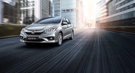 The Honda City Gets New Colours And A Feature Packed ZX MT Trim Level