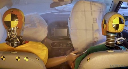 Hyundai Develops World's First Multi-collision Airbag System