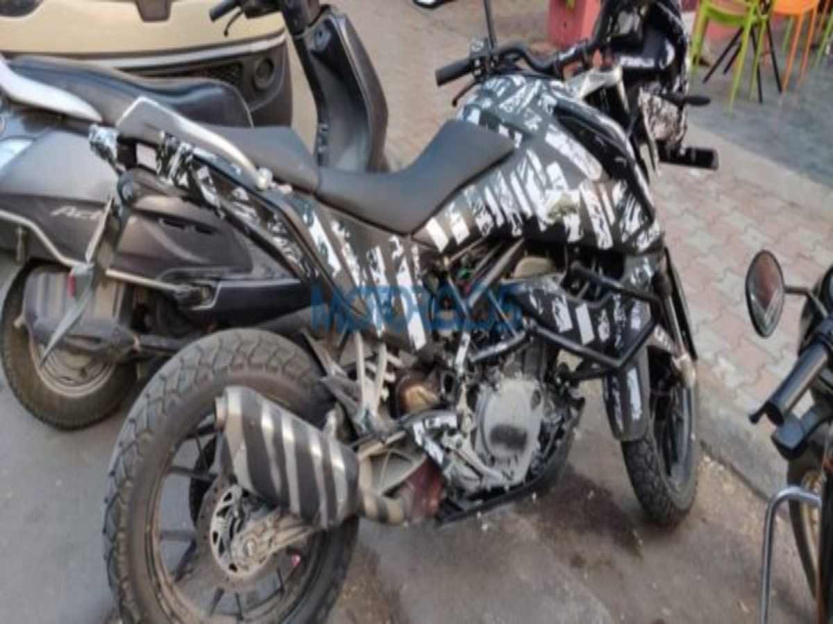 KTM Adventure 390 featured