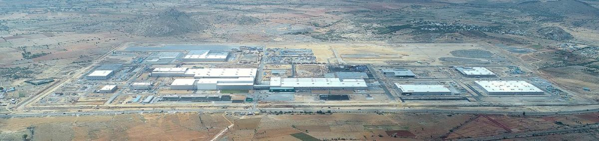 Kia Motors Plant In India