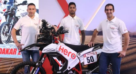 Hero Motorsports Team Rally Is Ready For The Dakar 2019 & All Its Challenges