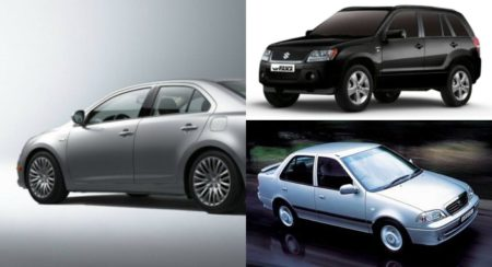 Remembering Five Legendary Maruti Suzuki Cars