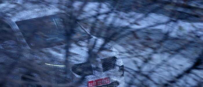 MG Snow Testing teaser