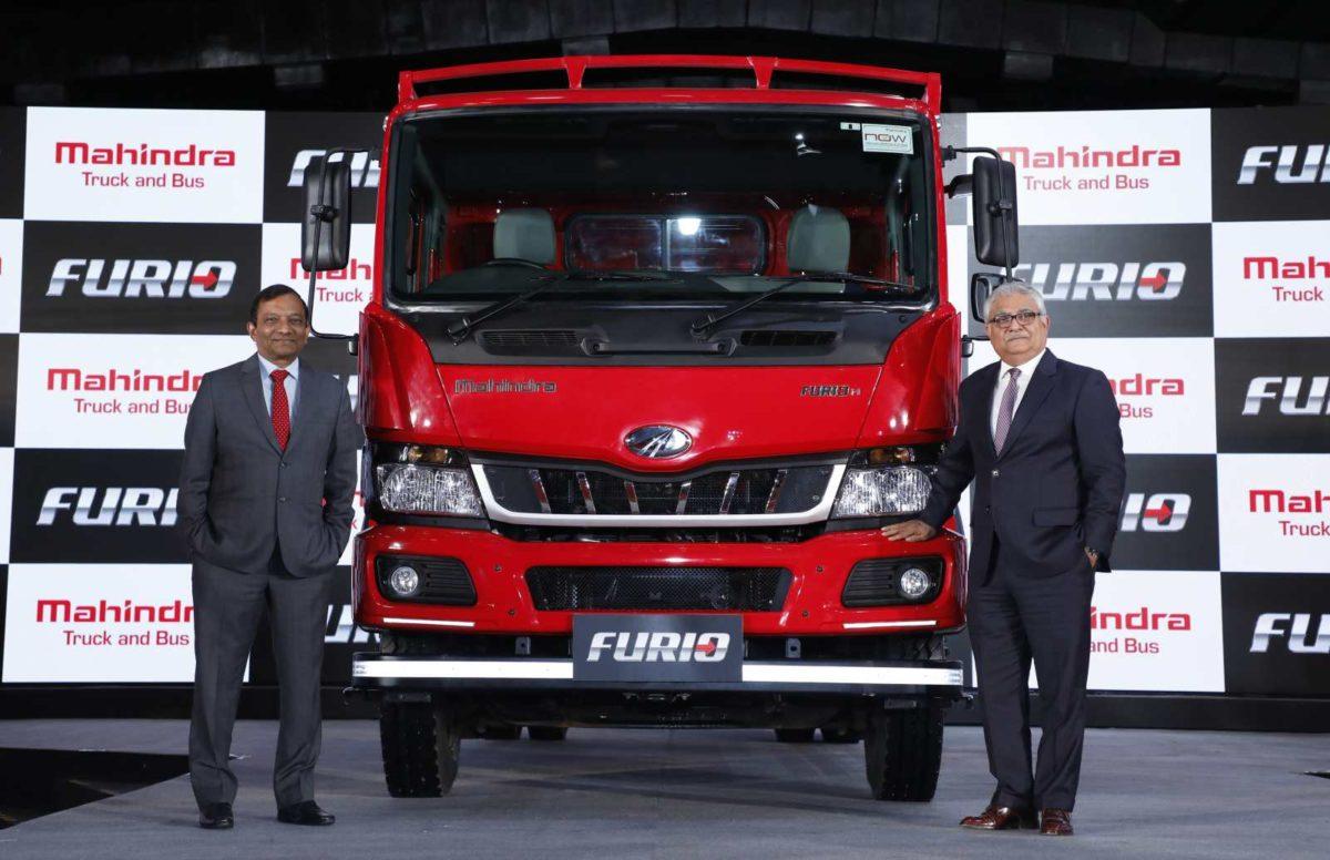 Mahindra Furio Launch (1)