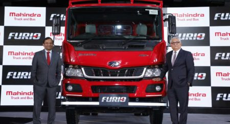 Mahindra Furio Launch (1)