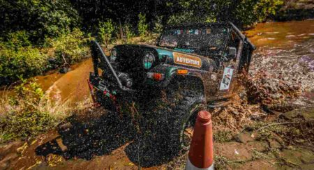 156th Mahindra Great Escape Concludes in Lonavala with Off-Road Trophy Round