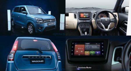 Maruti Suzuki Big New Wagon R Collage