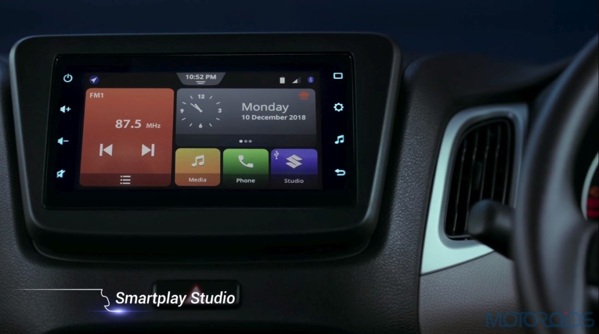 Maruti Suzuki Big New WagonR Smartplay Studio