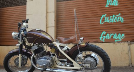 This Yezdi Bobber Brings the past to the Future