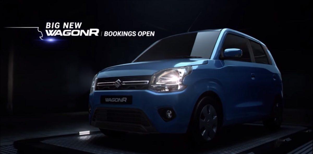 New 2019 Maruti Suzuki Wagon R