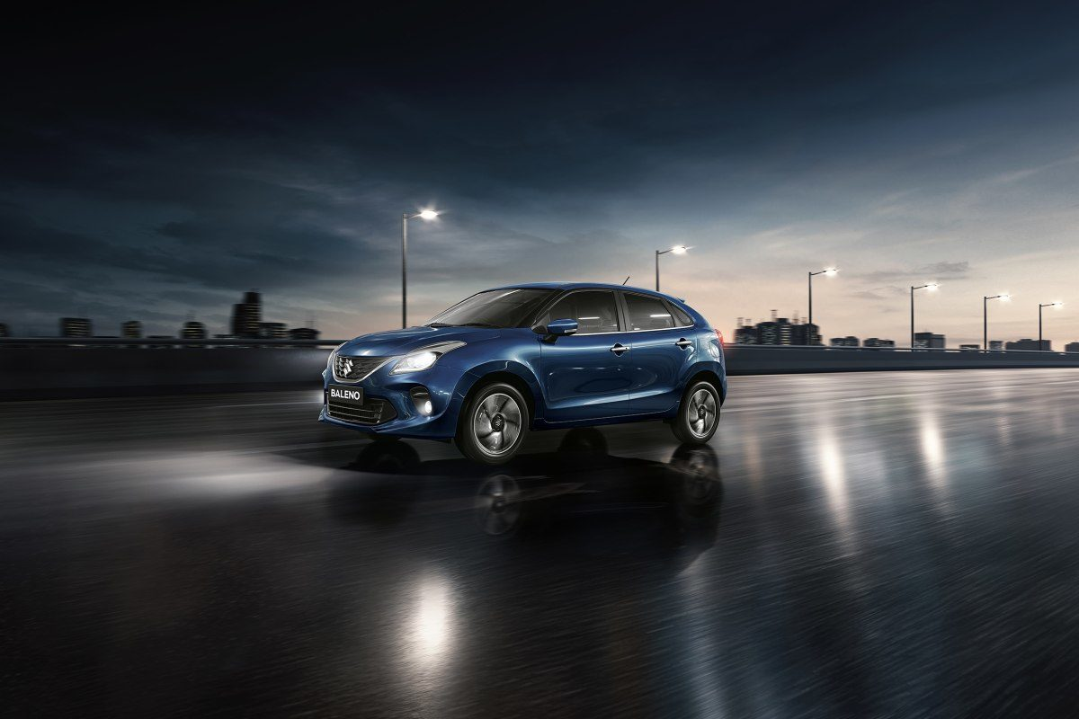 New 2019 Suzuki Baleno (7)