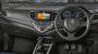 New 2019 Suzuki Baleno dashboard