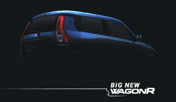New generation WagonR