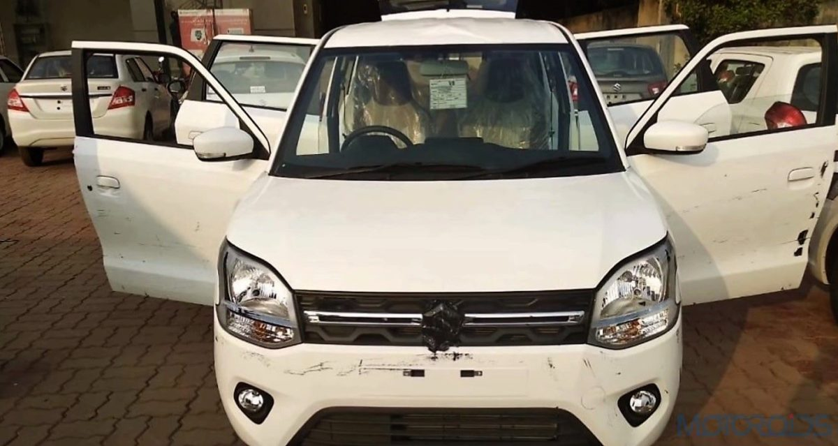 Next gen 2019 Maruti Suzuki Wagon R
