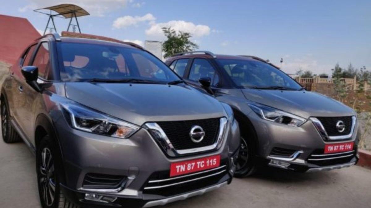 Nissan Kicks 1600×900