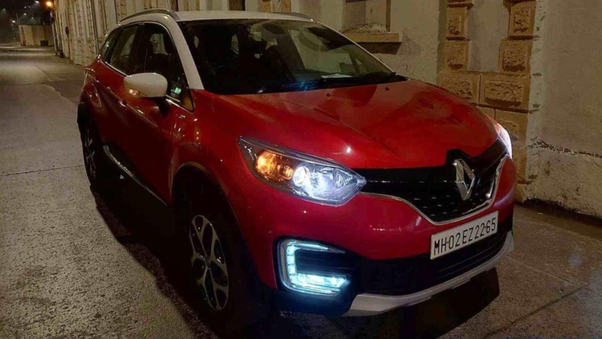Renault Captur 1600×900