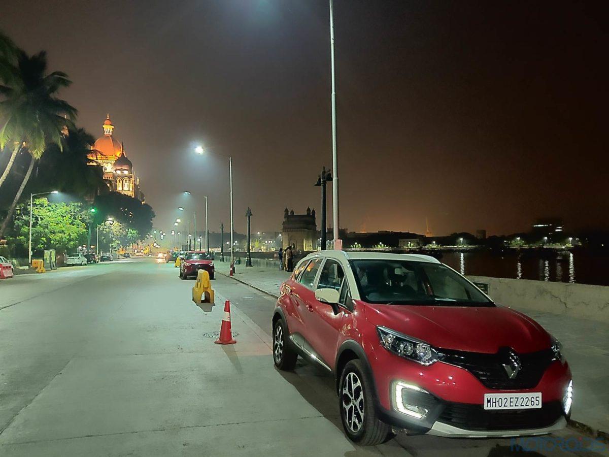 Renault Captur Petrol Front LED DRLs