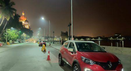 Renault Captur Petrol Front LED DRLs(20)