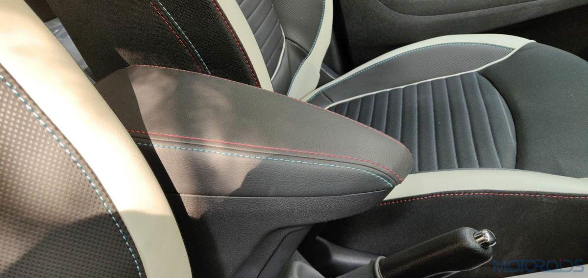 Renault Captur Petrol driver side armrest