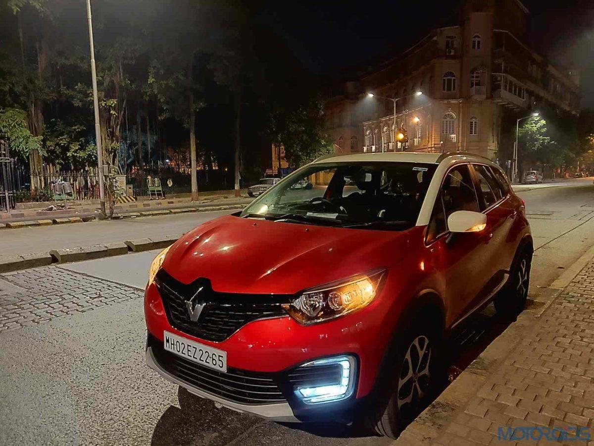 Renault Captur Petrol