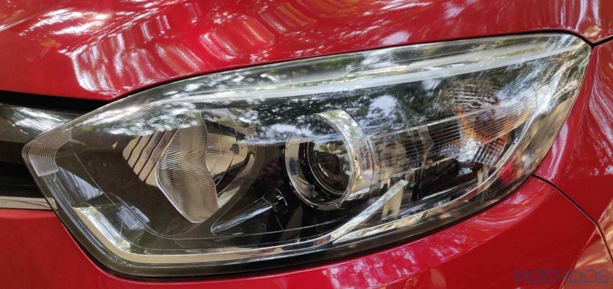 Renault Captur Petrol headlight cluster(71)