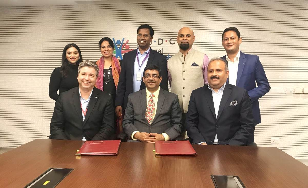 Renault Nissan India sign MoU with NSDC