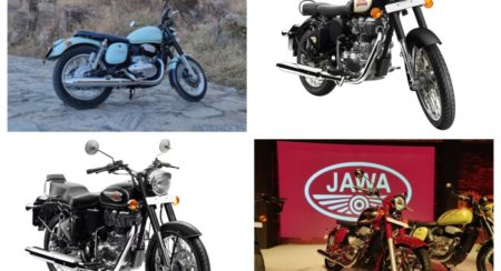 Retro styled bikes under 2 lakh