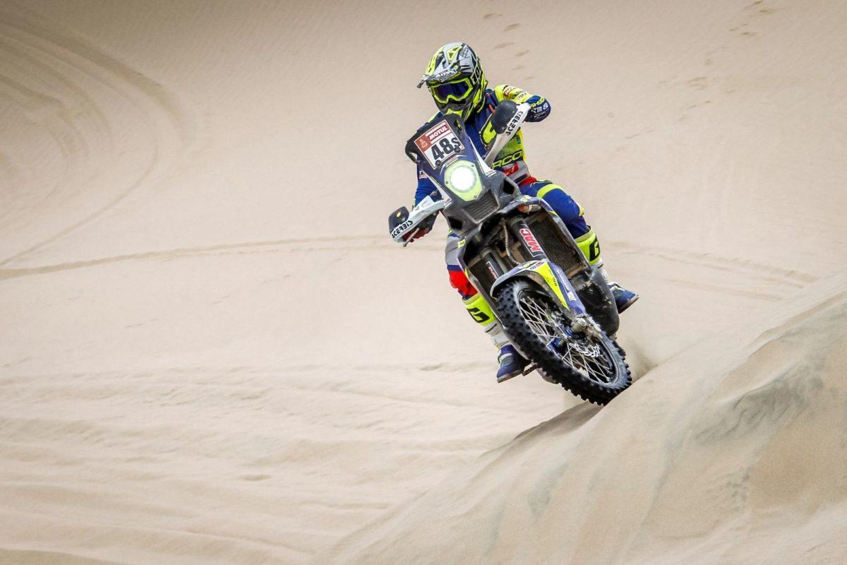 Sherco TVS Rally Factory Dakar 2019 Stage 9 Michael (2)