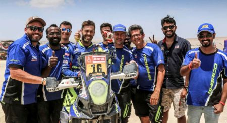 Dakar 2019, Stage 9: Michael Metge Wins The Penultimate Stage For Team Sherco TVS Rally Factory